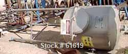 "Used- APV (HTST) Pasteurizer System Consisting Of: (1) APV stainless steel plate heat exchanger, (130) 9-1/2"" x 32"" plates, ..."