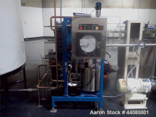 Used-Goodnature Pasteurizer, Model PNP/MFP.  230 Volts, 7 amps, 60 hz, 3 phase. Manufactured 2011.