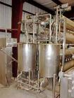 Used- Cherry Burrell Ultra High Temperature (U.H.T.) Processing System.