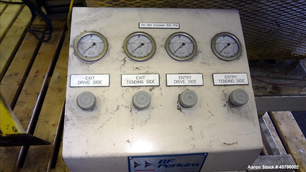 Used- BF Perkins Embosser with Heater (Decking).