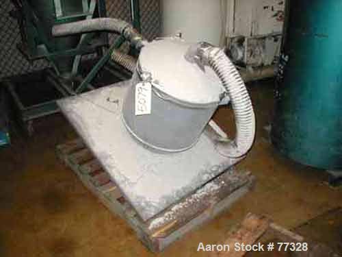 Used- Carbon Steek AEC Whitlock Powder Receive