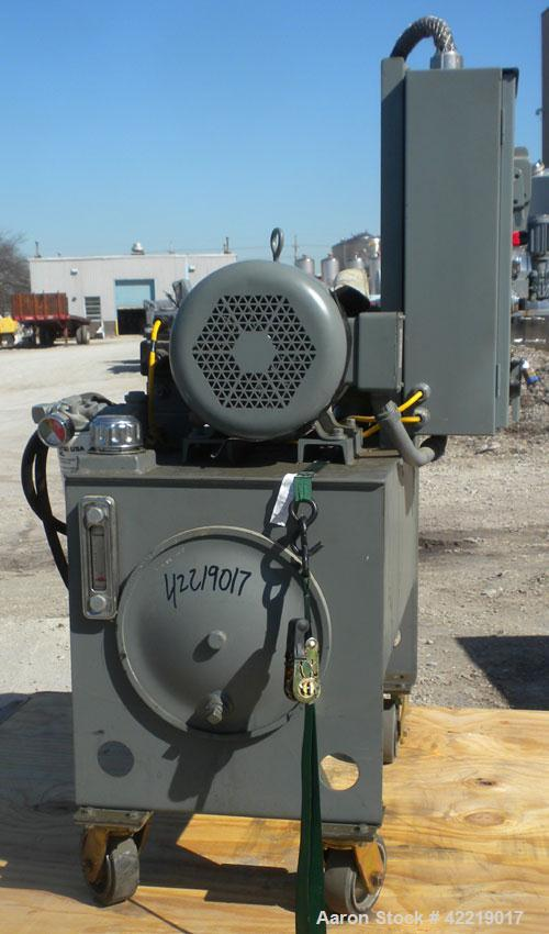 Used- Hydraulic Power Pack