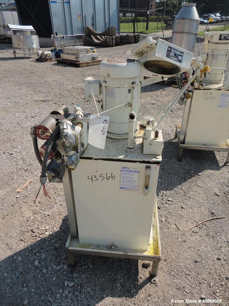 Used- Michigan Fluid Power hydraulic unit