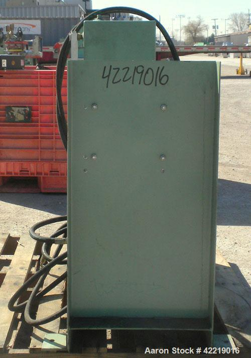 Used- NBE Hydraulic Power Pack, 3 hp, 3/60/230/460 volt, 1740 rpm.