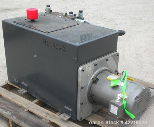 Used- Rexroth Hydraulic Power Pack, model 976759
