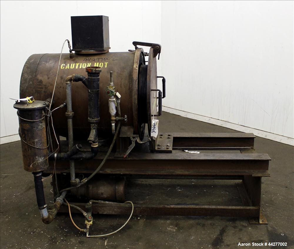 Used- Beringer jet cleaner oven, model 1724
