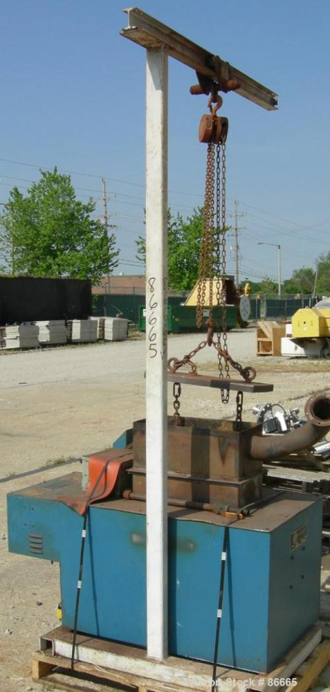 """USED: Procedyne cleaning furnace, model 10X20X15. 90 kw, 3/60/480 volt. Approximate chamber 10"""" wide x 20"""" long x approximat..."""