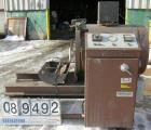 USED: Beringer jet cleaner, model 1724, horizontal arrangement. 20