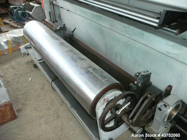 Used- Dupont Cyrel Microflex Mounted Proffer