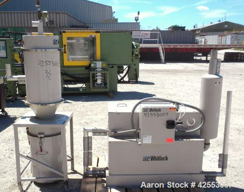 Used- AEC Whitlock Vacuum Loading System, model VTP-5, consisting of: (1) AEC Whitlock vertical rotary positive displacement...