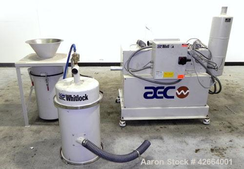 Used- AEC Whitlock Vacuum Loading System, Model VTP-5