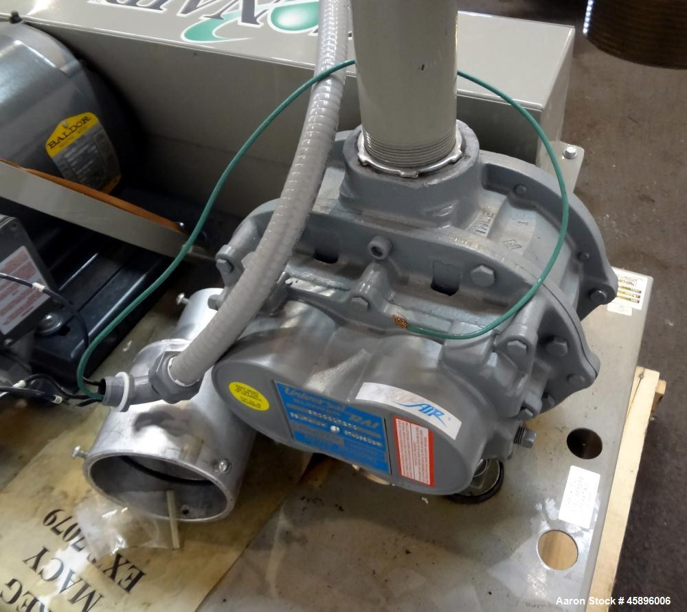 Used- Conair PD5 Vacuum Loading System, Serial# 75631