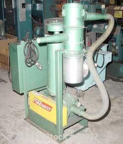 USED: Foremost vacuum conveying system, model VFM-05-21. Consisting of: (1) Sutorbilt vertical rotary positive displacement ...