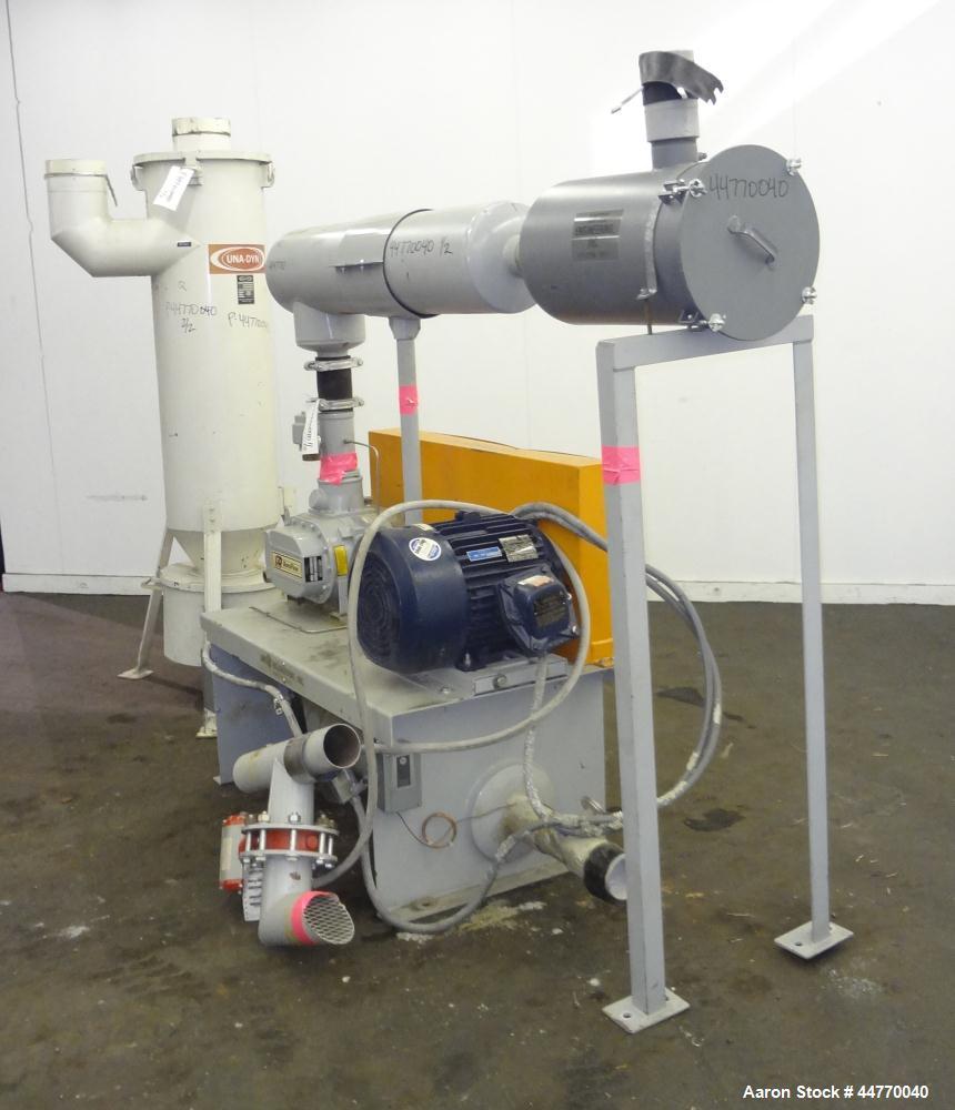 Used- Amtec Engineering Vacuum Conveying System
