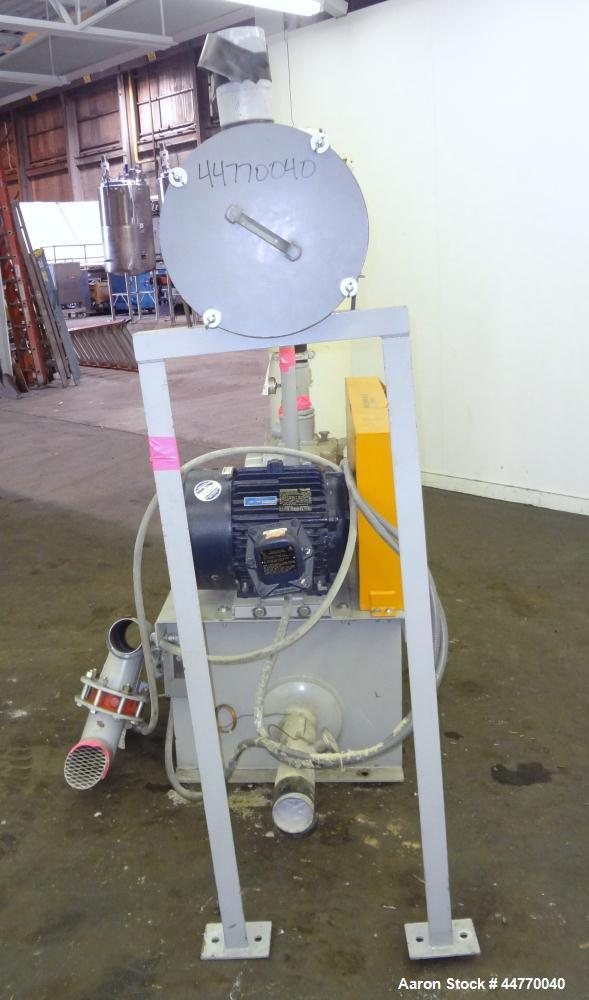 Used- Amtec Engineering Vacuum Conveying System