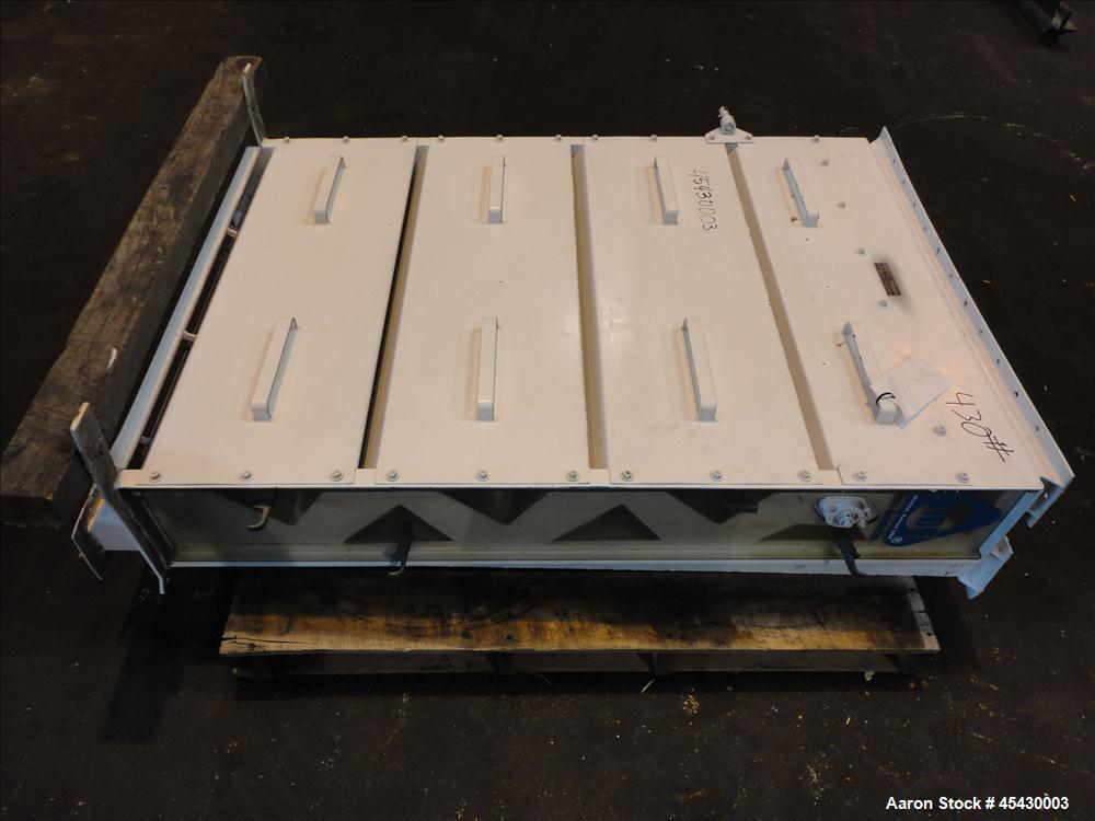 Used- Carbon Steel Kice Multi Aspirator, Model 4E36
