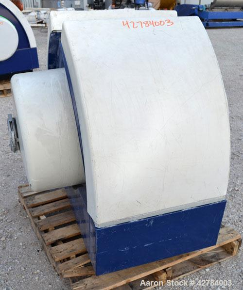 Used- Kongsklide High Pressure Multiair Blower, Type 1100, Carbon Steel. Rated approximately 1699 cubic meter an hour air vo...
