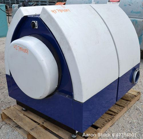 Used- Carbon Steel Kongskilde High Pressure Multiair Blower, Type 2250S
