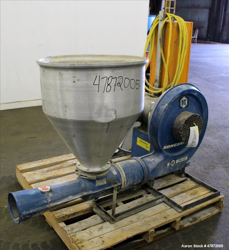 Used-Kongskilde High Pressure Blower, Model TRL40