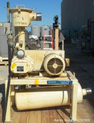 Used- Sutorbilt Legend Series Low Pressure Horizontal Rotary Positive Displacement Blower, Model 5LP