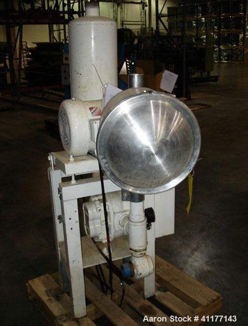Used- Pneu-Con Vacuum Conveying System