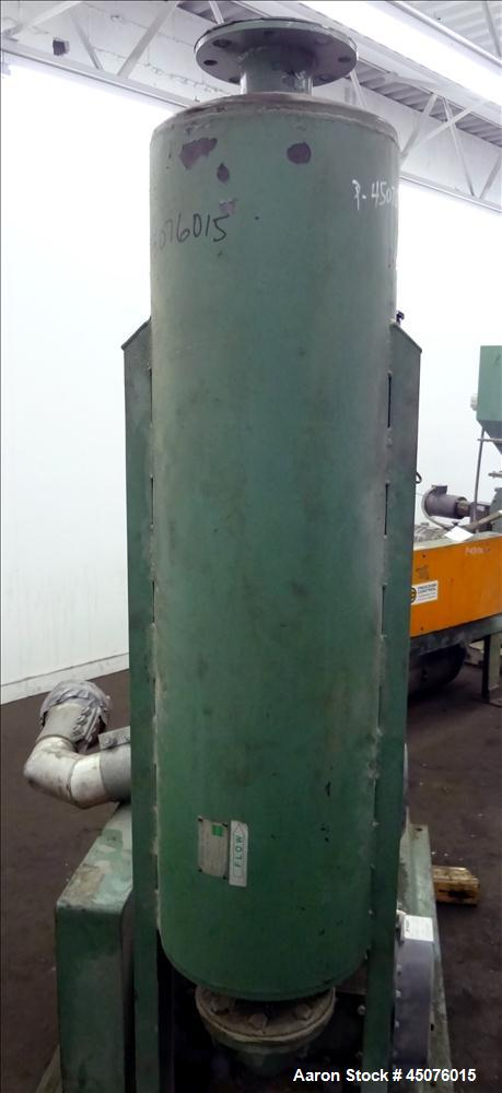 Used- Process Control Vacuum Conveying Push & Pull System, Model P3040
