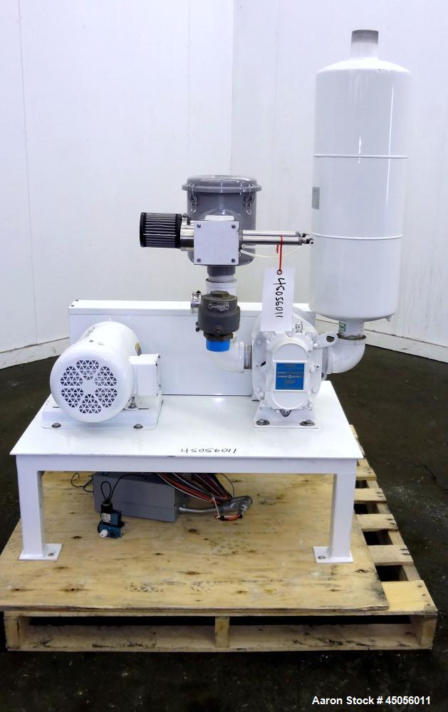 Used- Vacuum Conveying System,