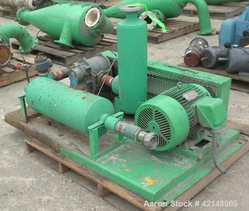 Used- Roots Vacuum Conveying System