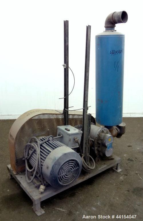 Used- Vacuum Loading System