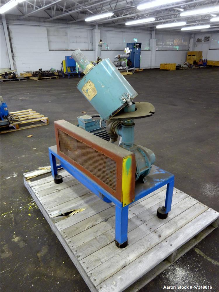 Used- Sutorbilt Vacuum Loading System. Consisting of (1) Sutorbilt positive displacement blower, model 3M-P, serial# 169345....