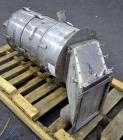 Used- PIAB Vacuum Conveyor, Model VCP800, 316 Stainless Steel. Housing approximately 22