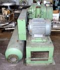 Used- Carbon Steel Roots Rotary Lobe Blower, Model 812RA