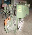 Used- Schwitzer Vacuum Loader. 3 HP Motor. Mounted on base with controls and filter housing, size 325.