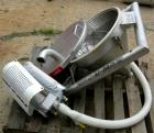 Used- Stainless Steel Vac-U-Max Direct Charge Loading System