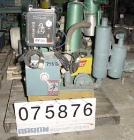 Used- Whitlock Vacuum Conveying System Consisting Of: (1) Whitlock vertical blower, model 52043. Driven by a 5 hp, 3/60/230/...
