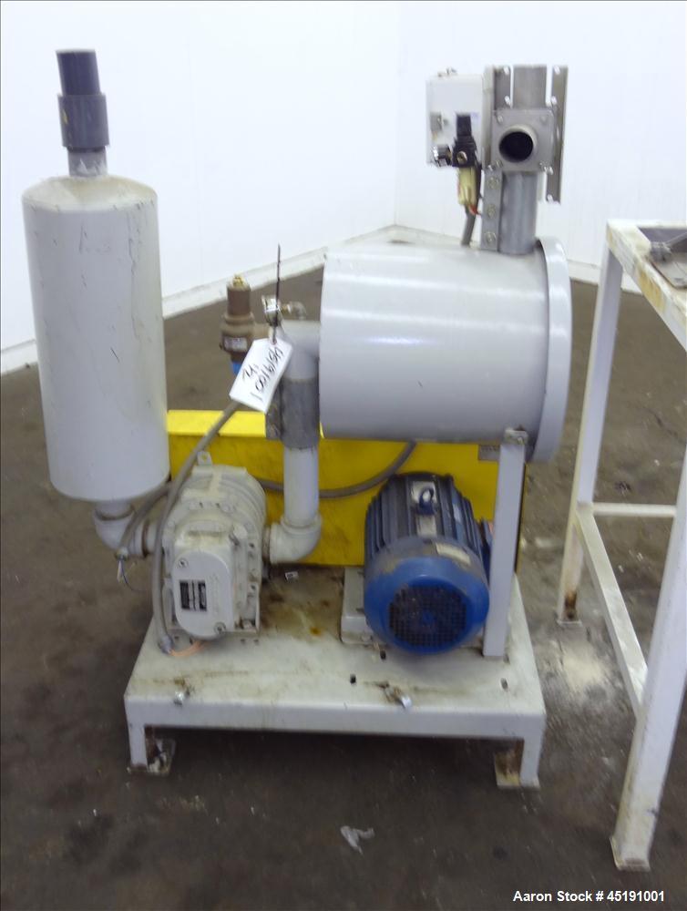 Used- Vac-U-Max Vacuum Loading System, Model PPDS4MVP