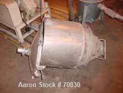 USED- Whitlock Vacuum Conveying System Consisting Of: (1) Roots Whispair horizontal blower, model 53AF. Approximate 115 CFM,...