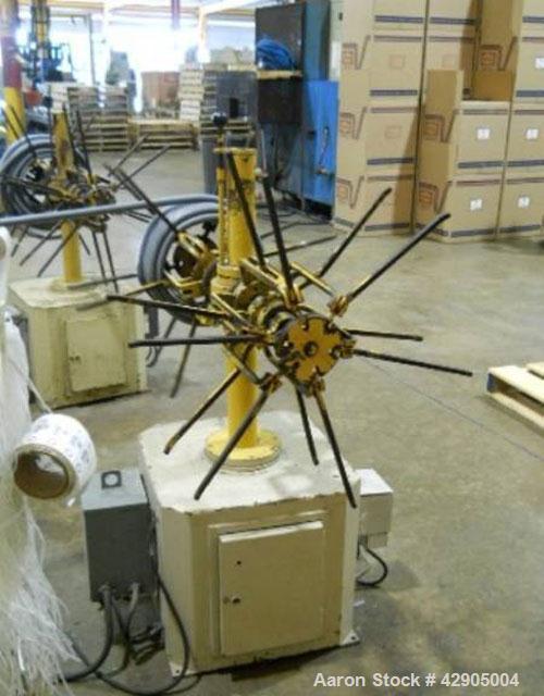 Used- Thyssen Krupp Nothelfer Automatic Solvent Weld Socketing Machine, Model KK 160 A/2