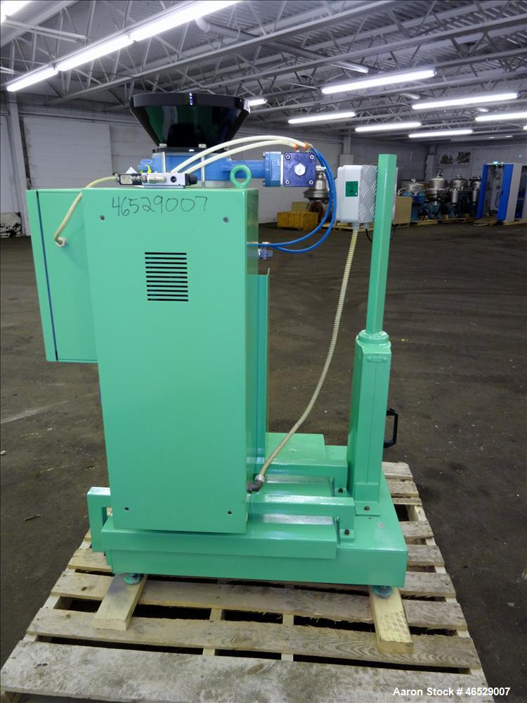 Used- Single Auger Bag Filler with Digital Scale.
