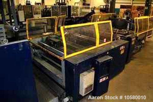 Used-1300mm Elba SA9013 HS Poly Bag Machine