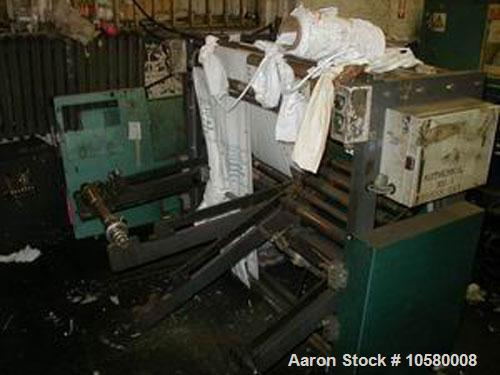 Used-Nippon Flute 2 Lane T-Shirt Bag Machine