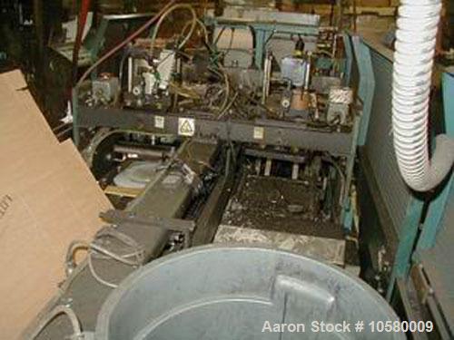 "Used-16"" Plastimac Model 402 T-Shirt Bag Machine"