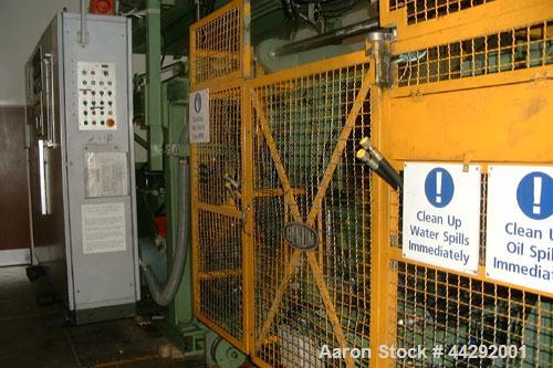 Used-Bekum BA 20 Blow Molding Machine