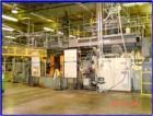 USED: Cincinnati blow molding machine, 35# single head. 82