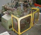 USED: Fischer model FHB-054-1 blow molder, 3X85MM, PE, Maco VI controls. Built in 1982.