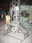 Used- Hayssen Econoblow Blow Molding Machine, Model 75-S-2500. 5 lb FIFO accumulator head with programmable controls and MOO...