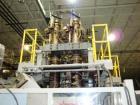 Used- Kautex Mold KT-75 Accumulator Blow Molding Machine