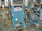 Used- Rocheleau blow molder, model R4-99-155, single head.