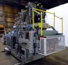 Used- Uniloy Dual Head Blow Molding Machine, Model 250R1.