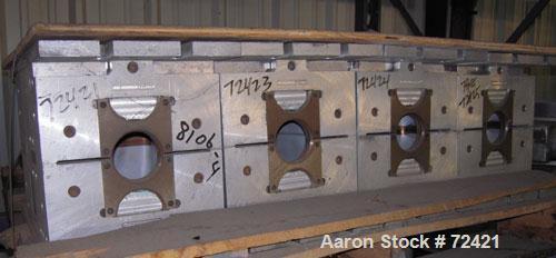 Used- Uniloy 4 Cavity Mold